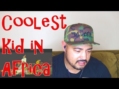 Davido - Coolest Kid In Africa Official Video Ft  Nasty C Reaction