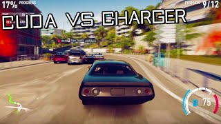 Nonton Fast & Furious | Plymouth Cuda Vs Dodge Charger Film Subtitle Indonesia Streaming Movie Download