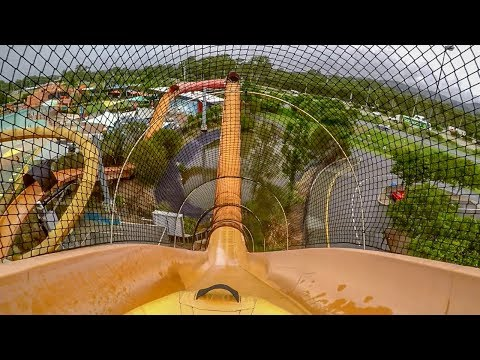 Hydrocoaster Water Slide | WhiteWater World