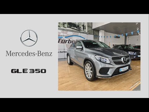 MERCEDES-BENZ GLE 350 CDI COUPE 4MATIC