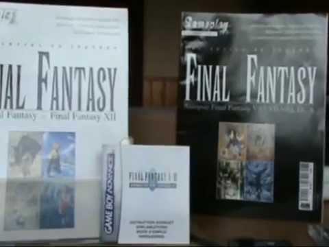 Review Final Fantasy 1 (видео)