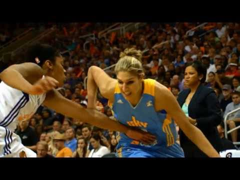Elena Delle Donne's WNBA Debut w. Chicago Sky - Highlights