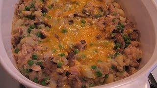 Tuna Casserole | A Quick&Easy How To Recipe