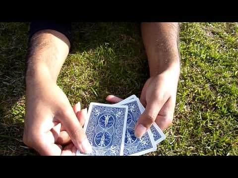This'n'That - This is an alternative way to do the This 'n' That card trick. It is slightly shorter too but just as effective.