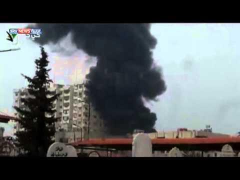 معارك كر وفر في دمشق