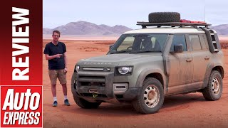 New 2020 Land Rover Defender - the most important review of the year! by Auto Express