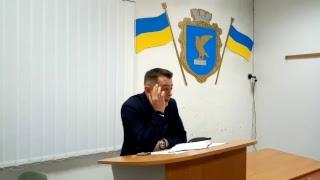 Звіт міського голови Сокаля Вадим Кондратюка за 2018 р