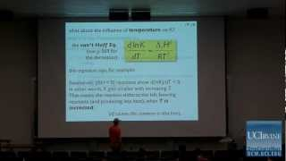 Thermodynamics and Chemical Dynamics 131C.: Lecture 19. Observational Chemical Kinetics