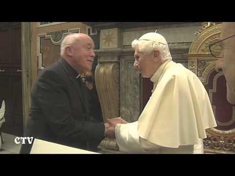 Reverend Brian E. Daley, SJ, ausgezeichnet mit dem Ratzinger-Preis für Theologie