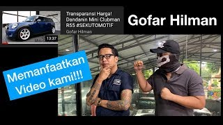 Video Gofar Hilman memanfaatkan video kami!!! MP3, 3GP, MP4, WEBM, AVI, FLV Januari 2019