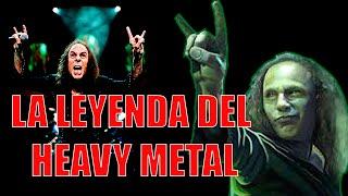 Ronnie James Dio la leyenda del Heavy Metal
