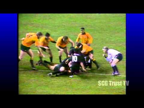 Wallabies Memorable Moment -  'that Tackle' With Phil Kearns