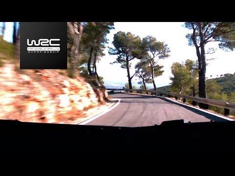 WRC - Rally de Espa?a 2016: ONBOARD Ott Tänak SS14