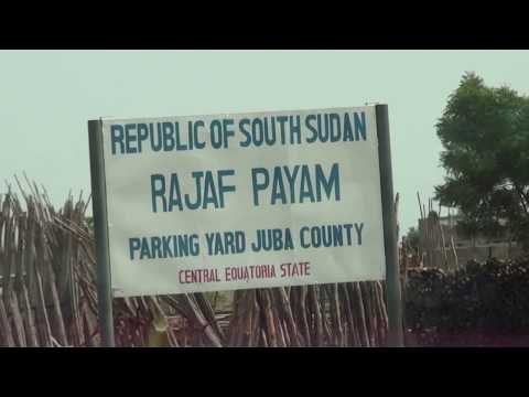 South sudan - Sydsudan.