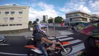 3. KTM 125 EXC 2008 VS 2014 !