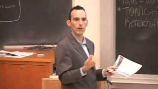 Sustainable Living Program, Environment 185, ESLP, Lecture 4, UCLA