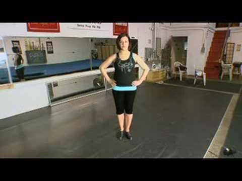 Видео урок «Танец чечетка: Toe Pick»