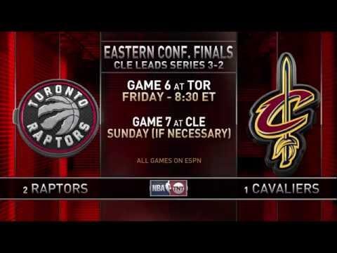 Inside the NBA: Raptors-Cavaliers Gm 6 Preview   Inside the NBA   NBA on TNT