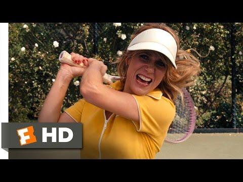 Bridesmaids (4/10) Movie CLIP - Mean Tennis (2011) HD