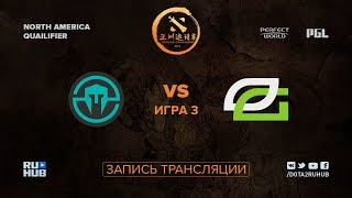 Immortals vs Optic, DAC NA Qualifier, game 3 [Autodestruction]