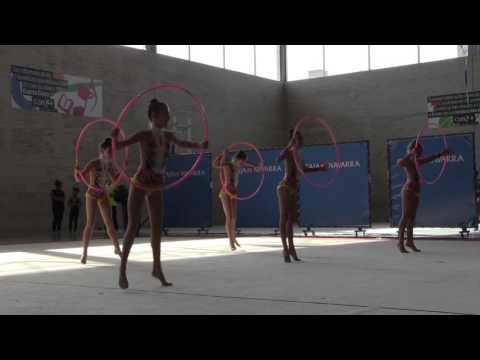 Juegos Deportivos Autonómicos de Conjuntos Absoluto y Base (5)
