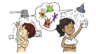 Dupal Shower: L8 Shower new video