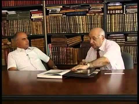 Dr. Aram Sargsyan Interview with Artem Sarkissian