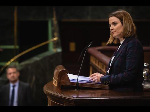 Intervención de Marga Prohens en el Pleno del Congreso