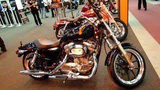 10. 2013 Harley-Davidson Sportster Superlow - Walkaround - 2013 Montreal Motorcycle Show