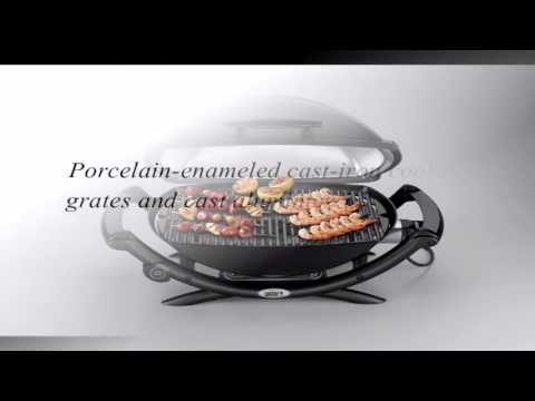WEBER 55020001 Q2400 ELECTRIC GRILL REVIEW