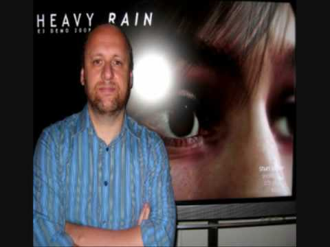 PSM3 Podcast #21 Heavy Rain, David Cage impressions