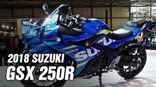 6. 2018  Suzuki GSX 250R Spec