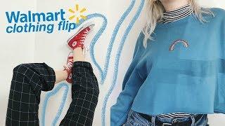 Video walmart clothing flip / an ugly to trendy transformation MP3, 3GP, MP4, WEBM, AVI, FLV Desember 2018