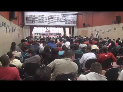 Assembleia define delegados para o Cecut e Concut