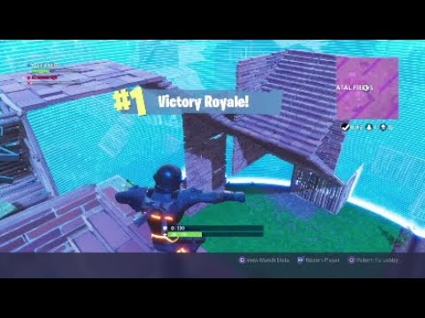1 of the most fun games of fortnite