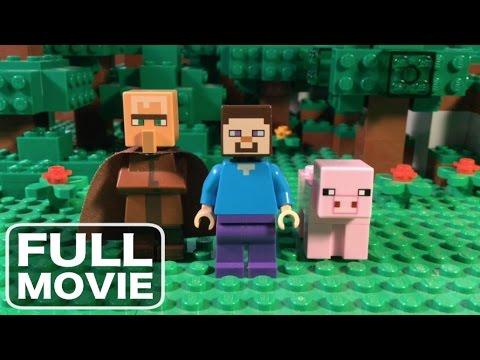 LEGO Minecraft: The Grand Adventure (Full Movie)