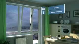 Приточная и естественная вентиляция в квартире