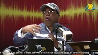 Euri Cabral comenta reconstrucción y equipamiento de la maternidad San Lorenzo de Los Mina