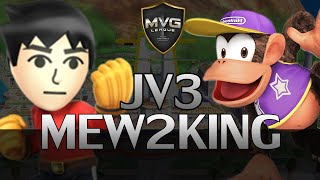 Mew2King JV3 with Mii Brawler (MVG YT Channel)