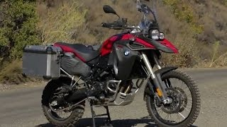 10. 2014 BMW F800GS Adventure Off-Road Test! | On Two Wheels