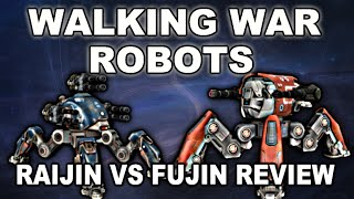 Taking a look at the two new spider robots, the Raijin and Fujin - I keep getting the two names mixed up lol!-Ωmegakairi- Is my guild in WWR, seeking decent active and skilled players!Get free Gold/Gems/Crystals in WWR (CLICK HERE) http://cashforap.ps/gamingbantzGamingbantz supports Koplayer the best emulator for Android: https://drive.google.com/file/d/0B7ZFkV0oAoctRndTRHpTei0wb0k/view?usp=sharingMusic:Killercats - Tell Me (feat. Alex Skrindo) NCS ReleaseK-391 - Earth NCS ReleaseSpitfya x Desembra - Cut The Check NCS Release