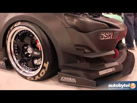 Scion Racing FR-S Tuner Challenger Cars @ SEMA