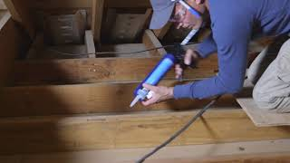 Installating in Your Attic Video