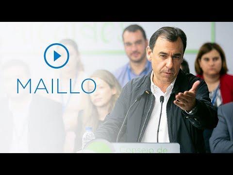 """Maíllo: """"Rajoy siempre ha estado abierto al diálog..."""