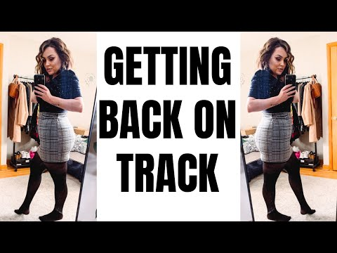 HOW TO GET BACK ON TRACK AFTER CHEATING / FULL DAY OF EATING FOR WEIGHTLOSS / DANIELA DIARIES