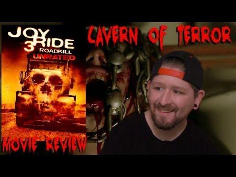 Cavern of Terror: Joy Ride 3: Road Kill -Movie Review- (2014)
