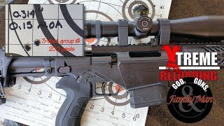 In this video we explore the effect varying bullet seating depth, and hence combined overall length (COL), on precision in this Ruger Precision Rifle. We cover 1) the concepts, including bullet jump, 2) bullet seating die adjustments and considerations when reloading, 3) range time, and 4) results and recap.For more information on bullet seating watch https://youtu.be/BGFoWox6EhI?list=PL_KBTsQIm0U7y0L63duutM4vmKIXyu53k