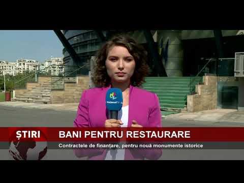 Contracte de finanțare pentru nouă monumente istorice, prin Programul RO-CULTURA