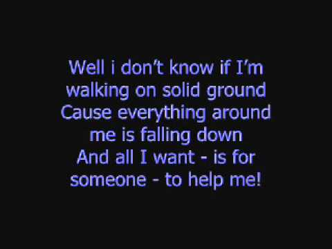 Emis Killa VS. Aloe Blacc - I need a dollar (lyrics)
