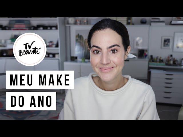 Meu make de 2019 - TV Beauté | Vic Ceridono - Victoria Ceridono